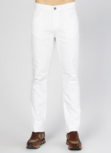 Limon Company Klasik Pantolon Beyaz